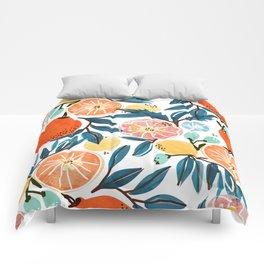 Fruit Shower Comforters