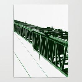crane green operator Poster