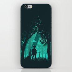 It's Dangerous To Go Alone iPhone & iPod Skin