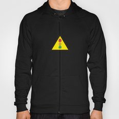 Warning ghosts Hoody