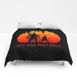 We Are Not Men Comforters
