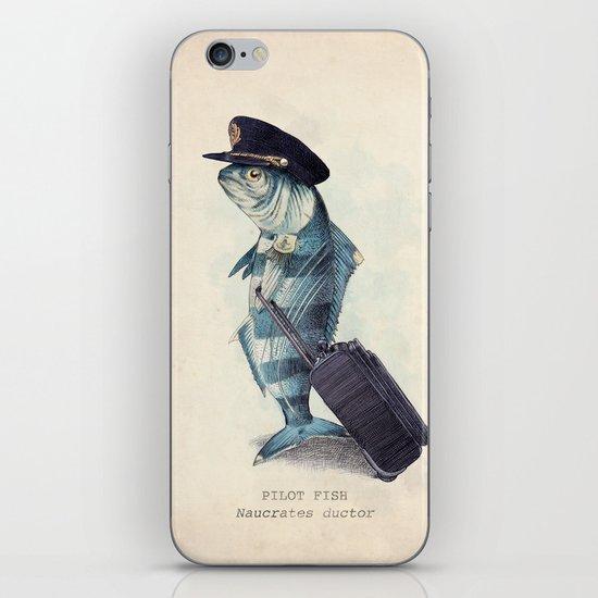 The Pilot iPhone & iPod Skin
