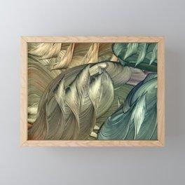 Monopods Framed Mini Art Print