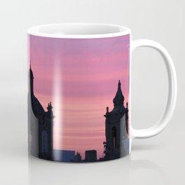 Cotton Candy Skies & Church Steeples Coffee Mug