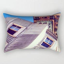 Fancy Topper Rectangular Pillow