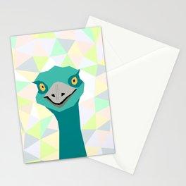 Cheeky Emu Stationery Cards