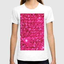 SparklE Hot Pink T-shirt