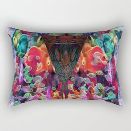 """""""Drink Like A Fish"""" by surrealpete Rectangular Pillow"""