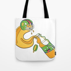 The Sports Drinker Tote Bag