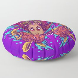 The Geisha Floor Pillow