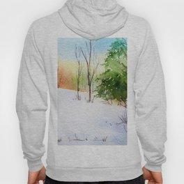 Winter Forest 1 Hoody