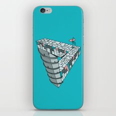 Up and Down City iPhone & iPod Skin