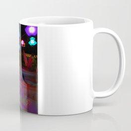 Teacups Blur at Night Coffee Mug