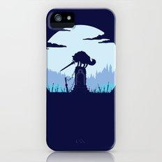 Grey Wolf Sif (Dark Souls) iPhone (5, 5s) Slim Case