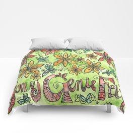 SOMOS GENTE FELIZ Comforters