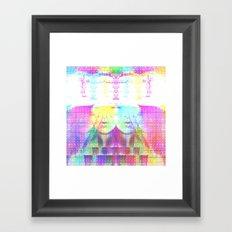 Deus Ex Framed Art Print