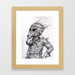 evopolution Framed Art Print