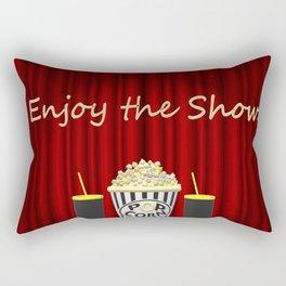 Movie Time! Rectangular Pillow