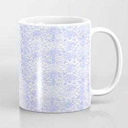 Periwinkle Damask Coffee Mug