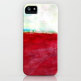 Journey No.600i by Kathy Morton Stanion iPhone Case