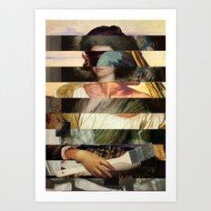 Mona´s Mix 5  Art Print
