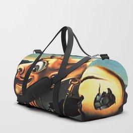 Salvador Dali Duffle Bag