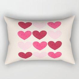 In Unison Rectangular Pillow