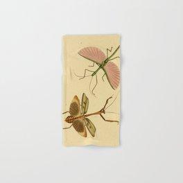 Naturalist Stick Bugs Hand & Bath Towel