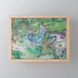 Fertile Flood Framed Mini Art Print