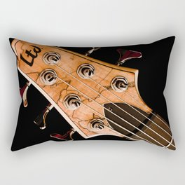 Engine of the Band (Color) Rectangular Pillow