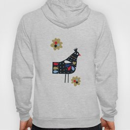 Folk Bird Hoody