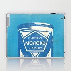 Condensed Milk (Sgushchennoye Moloko) Laptop & iPad Skin
