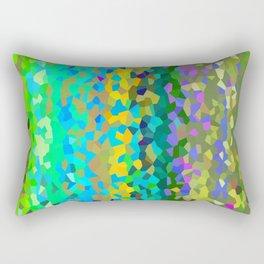 Olive Moon Love Rectangular Pillow