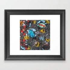 Unearth  Framed Art Print