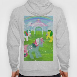 g1 my little pony stylized Fizzy, Gusty and Magic Star Hoody