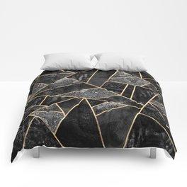Black Stone 2 Comforters