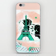 Son Paris 1.2 iPhone & iPod Skin