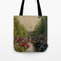 Amsterdam mon amour Tote Bag
