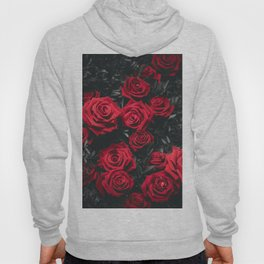 Red Roses (Color) Hoody