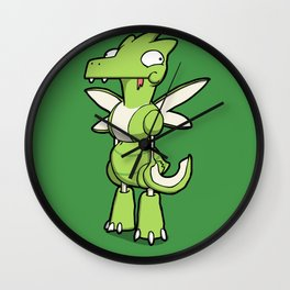 Pokémon - Number 123 Wall Clock
