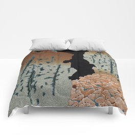 the mold eaters Comforters