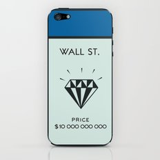 Occupy Wall Street? iPhone & iPod Skin