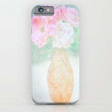 de belles fleurs Slim Case iPhone 6s