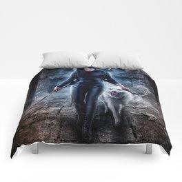 Never Forsaken Comforters