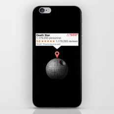 If this moon was just any place iPhone & iPod Skin