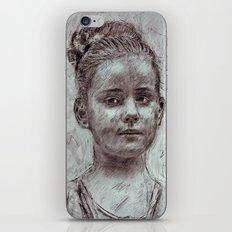 Vanjalina iPhone & iPod Skin