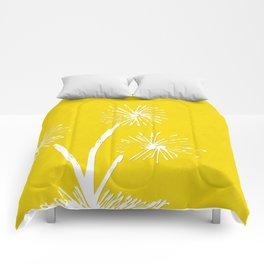 Dandelion 2 Comforters