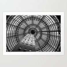 To The Point Art Print