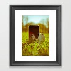 TMA3 Framed Art Print