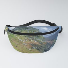 CASTLE ROCK VALLEY OF THE ROCKS EXMOOR DEVON Fanny Pack